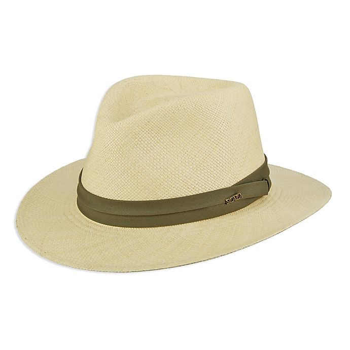 Alternate image 1 for Scala™  X-Large Grade 3 Panama Hat in Natural