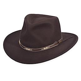 Scala™ Men's Wool Felt Outback Hat in
