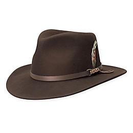 Scala™  Outback Crushable Felt Hat