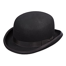 Scala™  Wool Felt Bowler Hat