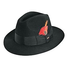 Scala™ Men's Classic Wool Felt Fedora Hat