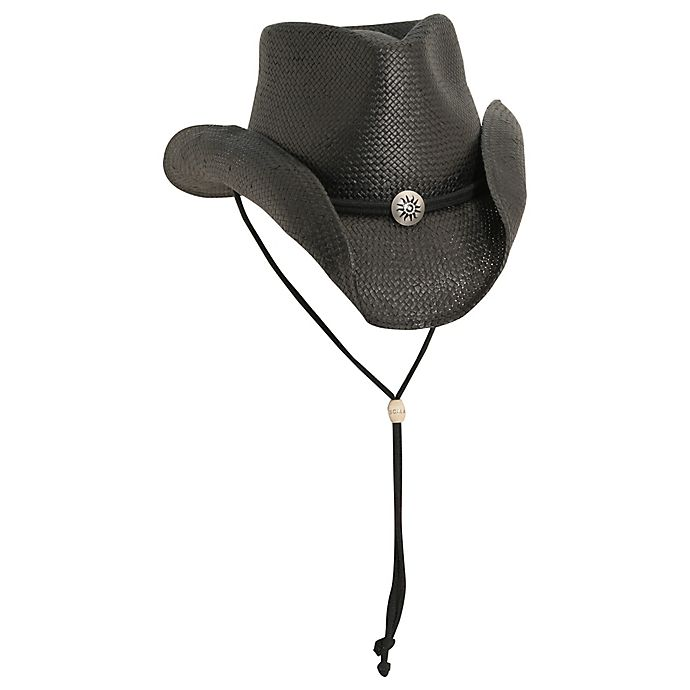 49afe31e Scala™ Shapeable Toyo Western Hat   Bed Bath & Beyond