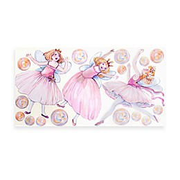 Glenna Jean Pink Fairy Wall Decals