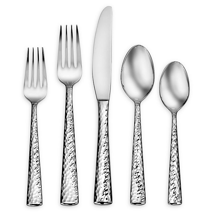 Alternate image 1 for Living by Robinson® Surry 50-Piece Flatware Set
