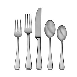 Living by Robinson® Sommers 50-Piece Flatware Set in Satin