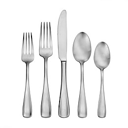 Living by Robinson® Eastford Satin 50-Piece Flatware Set