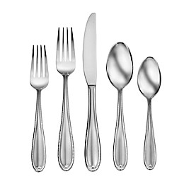 Living by Robinson® Thayer 50-Piece Flatware Set