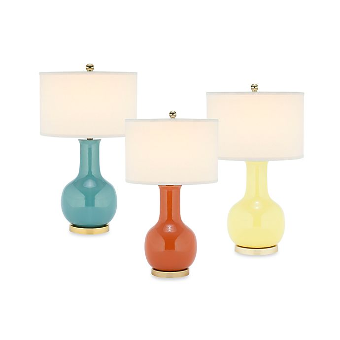 Safavieh Paris Ceramic Table Lamp Bed Bath Beyond