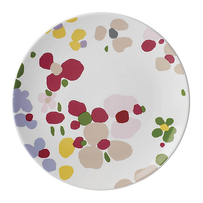 Alternate image 1 for kate spade new york Nolita Blush Floral™ Accent Plate