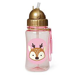 SKIP*HOP® 12 oz. Zoo Winter Straw Bottle