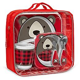 SKIP*HOP® Zoo Winter Melamine Gift Set