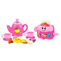 Winfun® Toast N Fun Tea Set in Pink