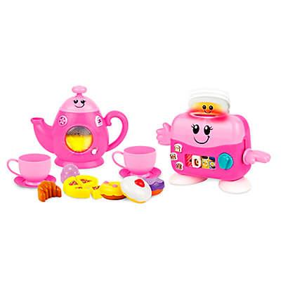 Winfun® Toast N Fun Tea Set in Pink