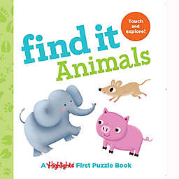 Penguin Random House Find It Animals