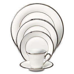 Lenox® Solitaire™ White Dinnerware Collection