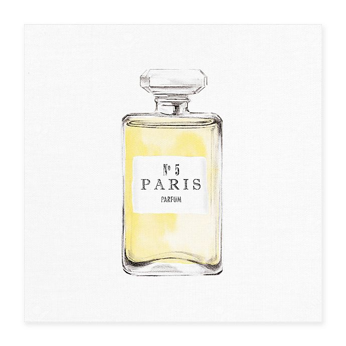 Alternate image 1 for Masterpiece Art Gallery Parfum No. 5 20-Inch Canvas Wall Art