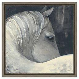Amanti Art Bijou 16-Inch Framed Canvas Wall Art