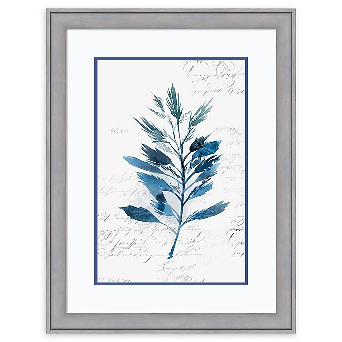 Alternate image 1 for Amanti Art® Isabelle Z Flowers Acrylic Framed Print in Grey
