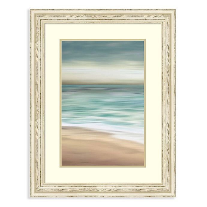 Alternate image 1 for Amanti Art® Tandi Venter Coastal 24.25-Inch x 31.25-Inch Acrylic Framed Print in White