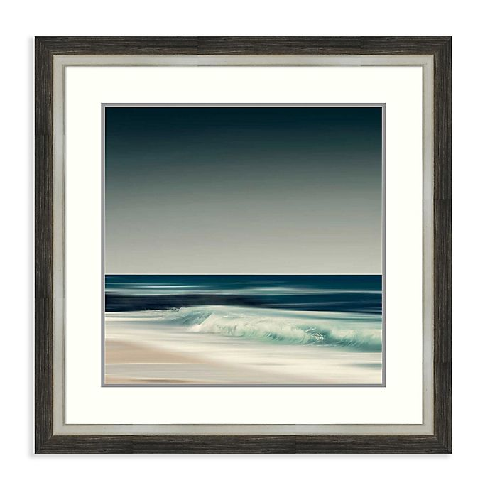 Alternate image 1 for Amanti Art® Dirk Wuestenhagen Landscapes Beaches 34.25-Inch Square Acrylic Framed Print in Brown