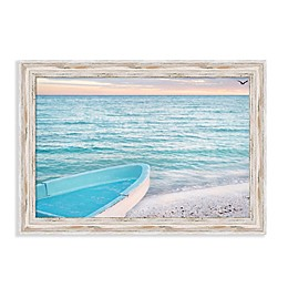 Amanti Art® Solo Flight 27-Inch x 19-Inch Framed Canvas Wall Art