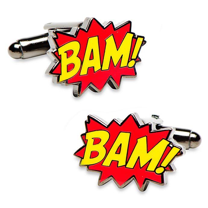 Alternate image 1 for Bam! Cufflinks