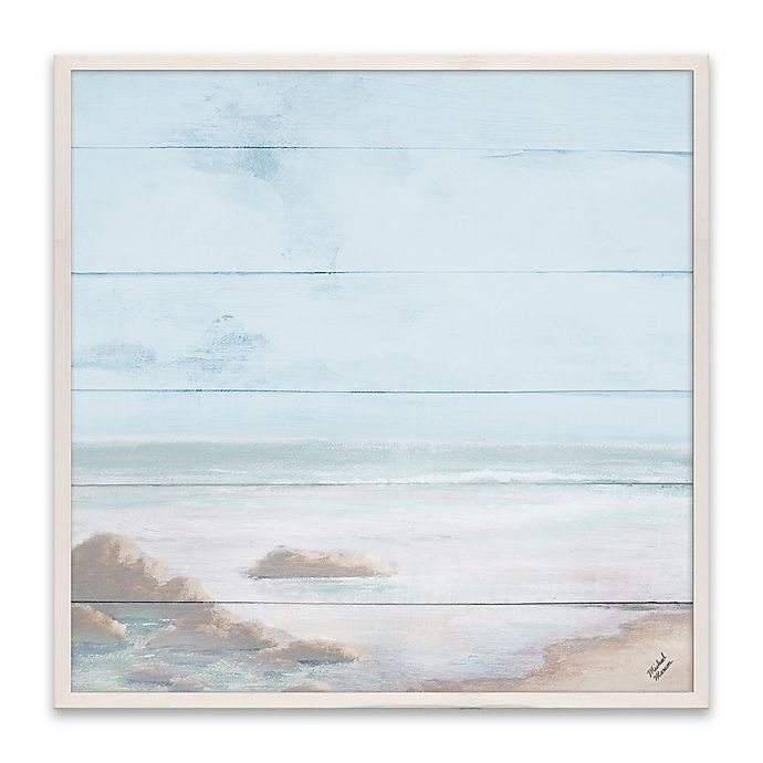Alternate image 1 for Atlantic Coast I 16-Inch Wood Wall Art