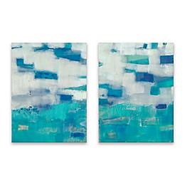 Tilde 18-Inch x 24-Inch Canvas Wall Art (Set of 2)