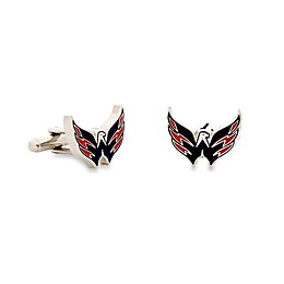 NHL Washington Capitals Cufflinks