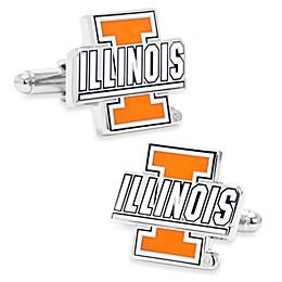 University of Illinois Fighting Illini Cufflinks