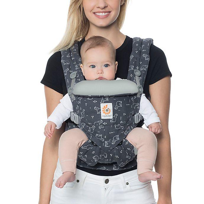 Alternate image 1 for Ergobaby™ Omni 360 Baby Carrier in Grey