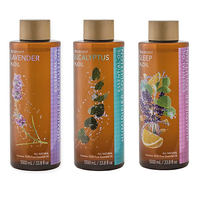 Sparoom 174 Lavender H2oil Essential Oil Humidifier Solution