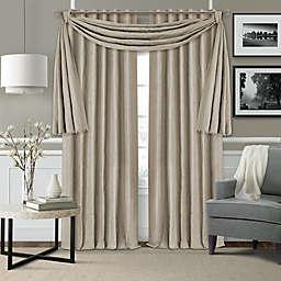 Elrene Leila Window Curtain Panel and Valance