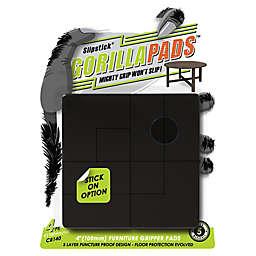 Slipstick® GorillaPads™ 4-Inch Square Furniture Gripper Pads (4 Pack)