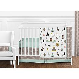 Sweet Jojo Designs Outdoor Adventure Crib Bedding Collection