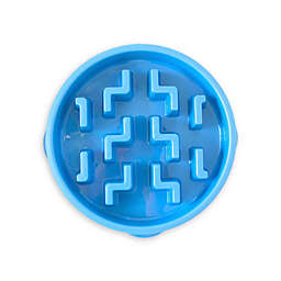 Outward Hound® Fun Feeder™ Pet Bowl in Blue