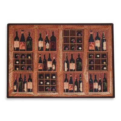 Park B Smith 174 Crate Of Wine 1 Foot 7 Inch X 2 Foot 3 Inch