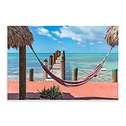 Colossal Images    Tropical Breeze Canvas Wall Art