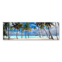 Christopher Knight Collection Perfect Beach 18-Inch x 58-Inch Wall Art