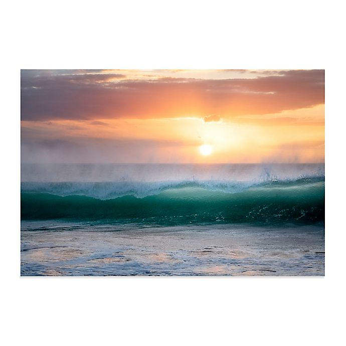 Alternate image 1 for Christopher Knight Collection Sunrise Mist Canvas Wall Art