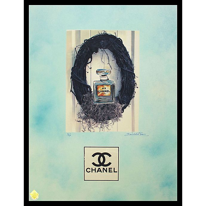 Alternate image 1 for Fairchild Paris Nest Chanel No. 5 Ad 24-Inch x 30-Inch Print Wall Art