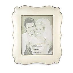 Lenox® Wedding Promises® Opal Innocence™ 8-Inch x 10-Inch Frame