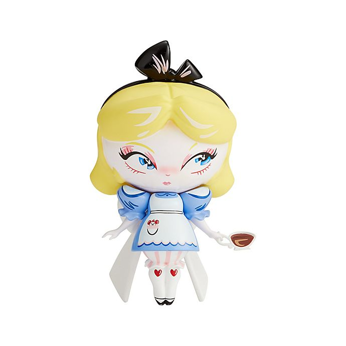 Alternate image 1 for Enesco Miss Mindy Vinyl Alice in Wonderland Figurine