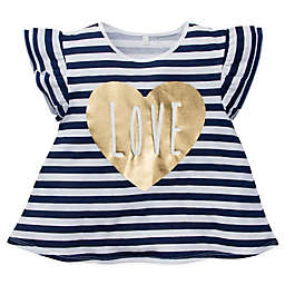 "Gerber® ""Love"" Short Sleeve Top"