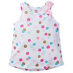 Gerber® Polka Dot Sleeveless Top