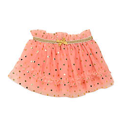Baby Starters® Foil Dot Tulle Tutu in Pink