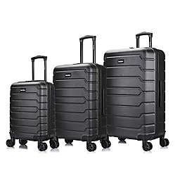InUSA Trend II 3-Piece Hardside Spinner Luggage Set