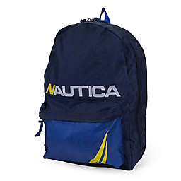 Nautica® Colorblock Pocket Full Size Backpack