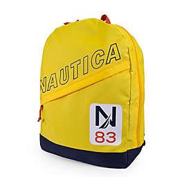 Nautica® N83 Diagonal Zip Full Size Backpack