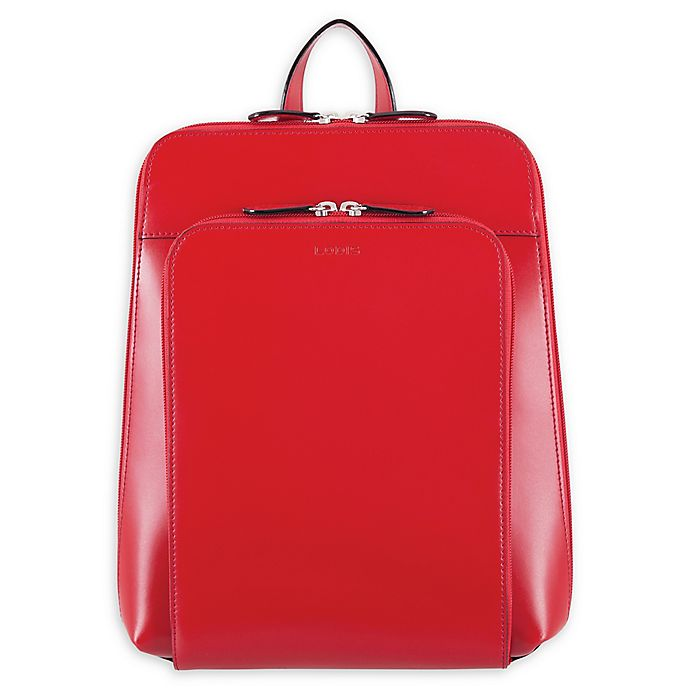 Alternate image 1 for Lodis® Ryder 12.5-Inch Backpack in Red